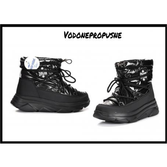 100 % VODONEPROPUSNE - SNOW/ BLACK